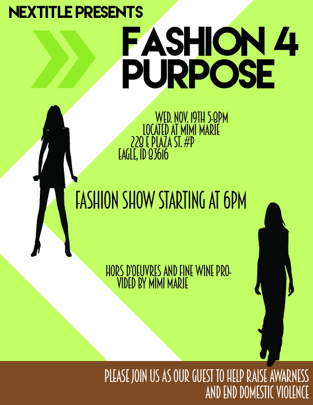 Fashion 4 Purpose