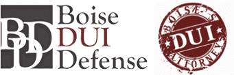 DUI defense, attorney logo design