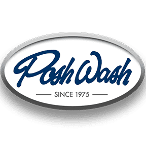 posh wash logo