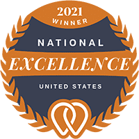 2021 National Excellence Winner in United States